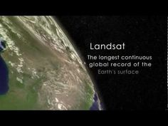 NASA | A Landsat Flyby Since 1972, Landsat has been keeping track of what our Earth looks like . . . it's a quick sampling, but amazing.