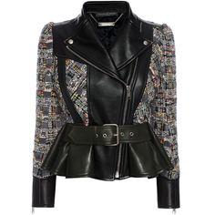 ALEXANDER MCQUEEN|Jackets & Coats|Leather Jacket