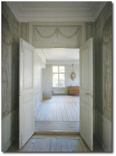 Swedish Country House- Seen On Martha Stewart