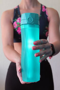 Making Water A Habit – Best Way To Hydrate With The Best Smart Water Bottle (Hidrate Spark 2.0 Review)