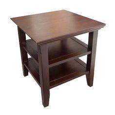 Simpli Home Acadian End Table @ Kohl's