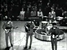 The Beatles -- live at Washington Coliseum, February 11, 1964  -- their first live performance after appearing on the Ed Sullivan Show.