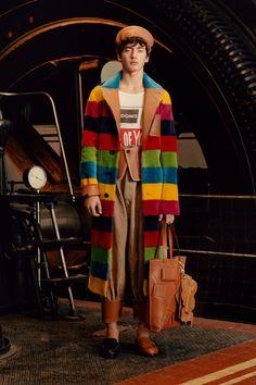 Loewe Fall 2017 Menswear Collection Photos - Vogue