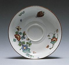 Collection | The Metropolitan Museum of Art   Chantilly (French) Date: ca. 1735–40 Medium: Tin-glazed soft-paste porcelain