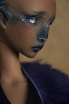 https://flic.kr/p/pBju7i | Desolation | Faceup and mod by Dr Krow :)