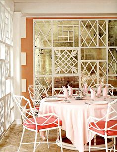 {décor inspiration | interior design : the lyford cay club by tom scheerer} by {this is glamorous}, via Flickr