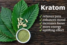 The Kratom Benefits that you can experience with the products of Craving Kratom is a boost of energy and a good treatment for anxiety problem that many people search for. For more info visit at: www.cravingkratom.com #CravingKratom #Kratom #USA Opiate Withdrawal, Withdrawal Symptoms, Headache Relief, Pain Relief, Mitragyna Speciosa, Home Remedies