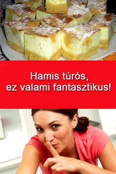 Hungarian Recipes, Tiramisu, Food To Make, Biscuits, Muffin, Paleo, Food And Drink, Breakfast, Sweet