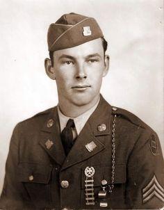 Sgt. Dave Bullington - A Co. - 505th PIR - 4 Combat Jumps