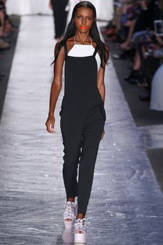 Rag & Bone | Spring 2014 Ready-to-Wear Collection | Style.com Trend New York #Dungarees