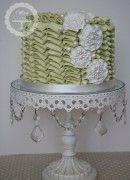 Buttercream Ruffles Cake