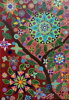 Howard Charing, Ayahuasca Psychedelic Pattern, Vision Art, Painting Process, Silk Painting, True Art, Painting Patterns, Psychadelic Art, Spiritual Paintings, Pencil Art