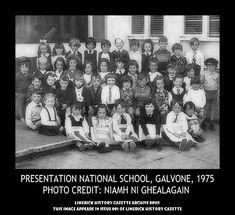 PRESENTATION NATIONAL SCHOOL, GALVONE, 1975