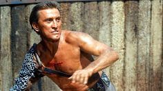 Spartacus Kirk Douglas, Laurence Olivier, Jean Simmons - Director: Stanley Kubrick - The slave Spartacus leads a violent revolt against the decadent Roman Republic. Kirk Douglas, Spartacus 1960, Tony Curtis, Stanley Kubrick, Golden Age Of Hollywood, Hollywood Stars, How To Be Single Movie, Spartacus, Classic Hollywood