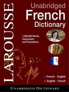 Grand dictionnaire : française-anglais, anglais-français = French-English, English-French dictionary / [general editor, Faye Carney ; editors, Valérie Katzaros ... [et al.]].