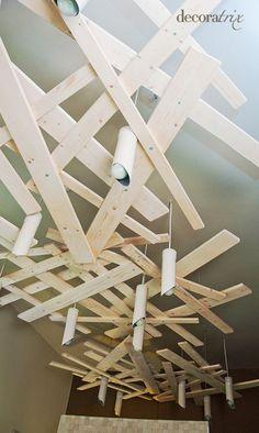lámparas de techo Archives - Página 7 de 10 - Decoratrix   Blog de decoración, interiorismo y diseño