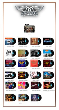 Album Art Icons: Aerosmith