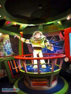 Buzz Lightyear Laser Blast, Discoveryland.