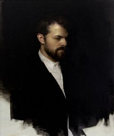 "Jordan Sokol, Solstice, Oil on Linen, 2016, 24"" x 20"""