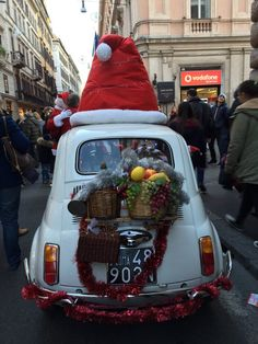 Natale a Roma Ph. @Mihap017