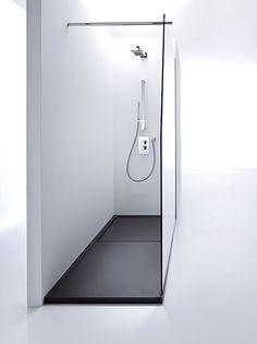 390 1620 regenbrause 430x200 mm, ultraflach 2mm | shower taps, Hause ideen