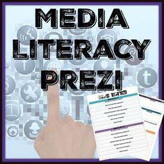 Media Literacy Prezi