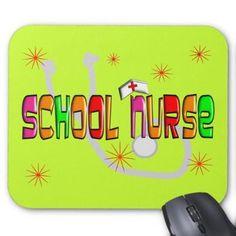 School Nurse Office Blue Print