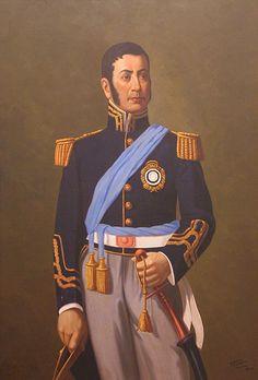 San Martín, Taddeo