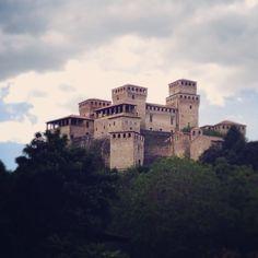 Castello di Torrechiara - Instagram by gabic_84