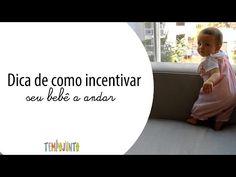Dicas para incentivar o bebê a andar - TempoJunto