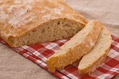 Pane non impastato