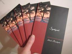 Syntymä -runokokoelma ilmestyi vuonna 2011.