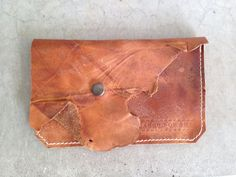 Leather wallet M KP#1469 VERLEIDEND on Etsy, € 12,00