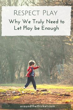 Play is more than a vehicle to academic success. It is valuable in itself which is why we need to think of more than 'learning through play'. Parenting Articles, Foster Parenting, Parenting Advice, Parenting Classes, Parenting Quotes, Natural Parenting, Gentle Parenting, Peaceful Parenting, Play Based Learning