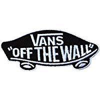 badge a coudre vans