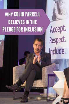 Why Colin Farrell Believes in a Pledge for Inclusion - http://geekclubbooks.com/2017/04/colin-farrell-pledge-for-inclusion/?utm_campaign=coschedule&utm_source=pinterest&utm_medium=Geek%20Club%20Books&utm_content=Why%20Colin%20Farrell%20Believes%20in%20a%20Pledge%20for%20Inclusion