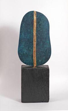"Saatchi Art Artist Philip Hearsey; Sculpture, ""Strada IV"" #art"