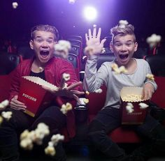 """Marcus & Martinus documentary movie """" Sammen om drømmen """" ( Together ). I DON'T OWN THE MOVIE, this is so MMers around the world can see this. Song One, Hey You, Music Publishing, My Boyfriend, Music Songs, Love Life, Documentaries, Concert, Cute"""