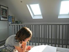 Loft conversion tips - how we converted our attic space to add light and bright rooms to our house. Loft conversion cost for London Victorian terrace house Loft Bathroom, Bedroom Loft, Loft Conversion Tips, Victorian Terrace House, Wooden Terrace, Modern Roofing, Bright Rooms, Roof Window, Pergola Attached To House