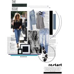 """""""ELLE"""", created by mysteriosophy on Polyvore"""