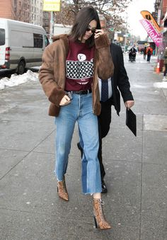 Street style fashion week New York 2017