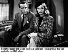 1946 The big sleep (El sueño eterno) Howard Hawks