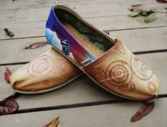 Doctor Who TOMS by TheLibertyLama on Etsy, $150.00