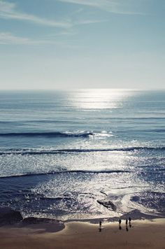 San Diego beach ~ by Johnny Lucus via Flickr...one day I will own a home with this view