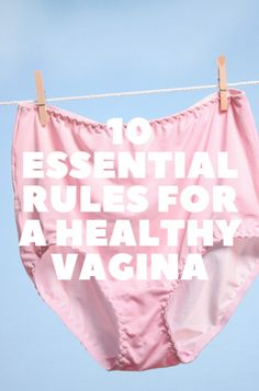6f2f190ad 10 Essential Rules for a Healthy Vagina