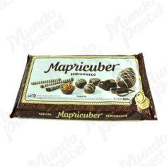 Chocolate Semiamargo Mapricuber 1