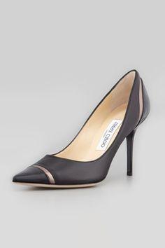 Manera de las mujeres del tacón de aguja DE punta cerrada del partido Zapatos US$ 99.99 VEPS9YG7RH - Vestido2015.com for mobile