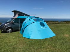 SheltaPod Is The Awining That Works With Any Campervan or Vehicle