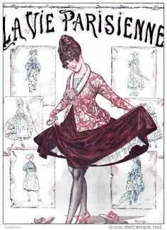 Chéri Hérouard (1881 – 1961). La Vie Parisienne, 27 Janvier 1917. [Pinned 31-vii-2015]