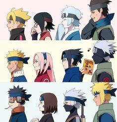Tags: Fanart, NARUTO, Haruno Sakura, Uzumaki Naruto, Uchiha Sasuke, Hatake Kakashi, Pixiv, Namikaze Minato, Team 7, Nohara Rin, Uchiha Obito, Sarutobi Konohamaru, PNG Conversion, Fanart From Pixiv, Team Minato, Pixiv Id 1568601, Uchiha Sarada, Uzumaki Boruto, Mitsuki (NARUTO), Boruto, Team Konohamaru